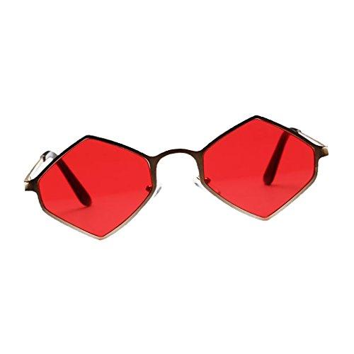 de Moda Estilo de Chico Sol Mujer 6 Accesorios Moda Magideal Duradero 3 de Gafas Estilo Chicas de PzOxnR