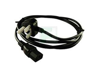 Qualtek Electronics (QUALTEK ELECTRONICS 370001-E01 AC Power Cords 3C UK Plug-Receptacle 2.5 m - 2 item(s))