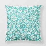 Lightinglife Throws For Sofa Turquoise Decorative Cushion Aqua Blue 18 X 18 Pillow Cover BEISI xdq