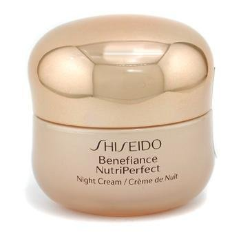 Price comparison product image Shiseido Benefiance Nutri Perfect Night Cream 50 ml by Shiseido (English Manual)