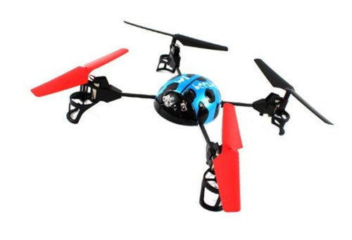 WLtoys V929 Beetle 4-Axis Quadcopter Dexterous Mini UFO RTF by Generic