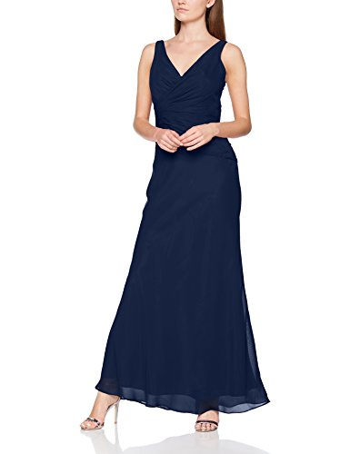 Blau Astrapahl Damen Mitternachtsblau Kleid Mitternachtsblau EqEP7rp