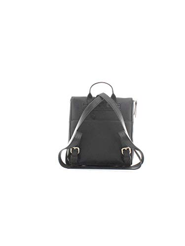 Dkny Woman Backpacks Black R83kz703 gold H7HnqZwgrx