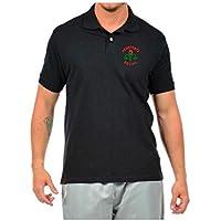 Camisa Polo Masculina Logo Simbolo Assistente Social Bordado