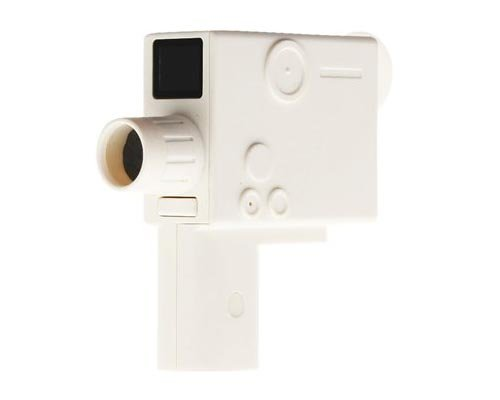 Fuuvi Bee Camera White by Toy Bee digital 8mm movie (Image #3)