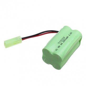 Pakhuis 4.8V/6V/7.2V/9.6V 2800mah Ni-MH Rechargeable Battery Pack