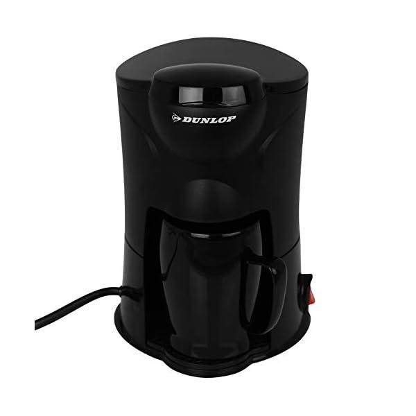 Dunlop - Kaffeemaschine - Kaffee - Kaffe to go - Auto 12V - LKW 24V - für 1 Tasse - mit Modellwahl (1 Tasse 12V)