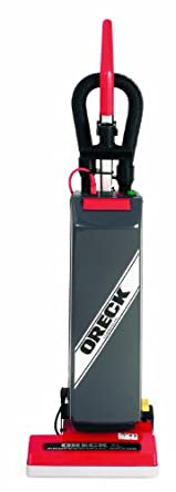 """Oreck Commercial UPRO14T Pro-14 Dual Motor Upright Vacuum Cleaner with Onboard Tools, 14"""" Vacuum Width"""