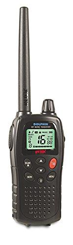 Intek Dolphin VHF FM Marine Handheld Transceiver