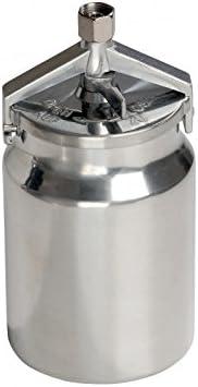 Fast Mover Tools fmt1000l Aluminio Spray de Pintura (para Pistolas de succión, Plata, 1000ml