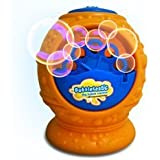 Bubbletastic Bacon Bubble Machine for Dogs - With FREE 8oz. Bottle of Bacon Bubbles!