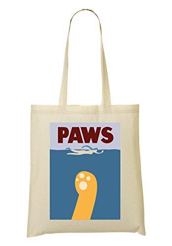 Sac Jaws Paws À Provisions Sac Danger Tout Fourre wEwrF4qd