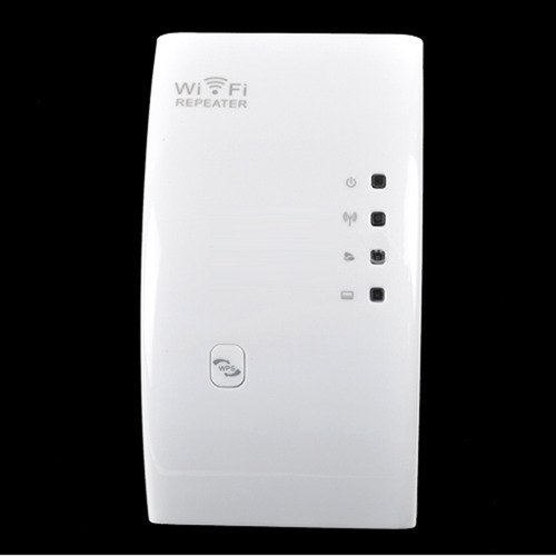 - LTLE WiFi Repeater Wireless Access Point Booster Range Extender up to 300 Mbps 300/150/54 Mbit WLAN wireless amplifier including LAN connection, compatible with 802.11 b / g / n standards, US Plug