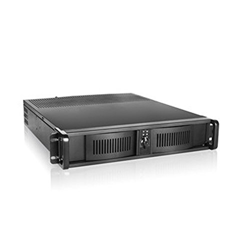 iStarUSA Case D-200-750PD8G 2U D-200 Rackmount Chassis with 750W Redundant Redundant Power Supply Retail by iStarUSA