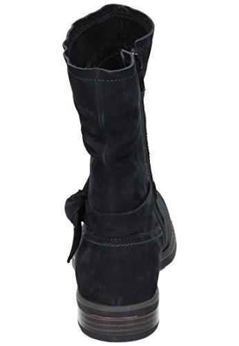 Vado Stiefel Bottes Bleu pour Vado Mädchen Garçon q7dwE