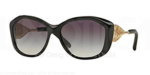 Burberry Women's BE4208QF Sunglasses & Cleaning Kit Bundle