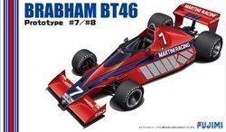 1/20 グランプリシリーズNo.58ブラバムBT46 1977 プロトタイプ