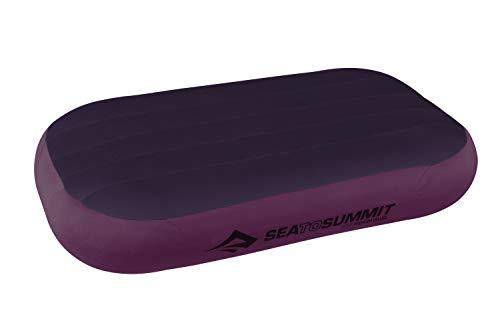 Sea to Summit Aeros Premium Pillow Deluxe, Magenta, Deluxe