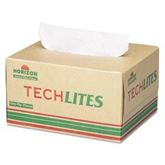 AbilityOne - Towel, Paper Wiping, Light Duty, White, 4-1/4 x 8-1/4 7920-00-721-8884