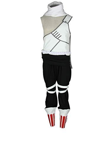 Mtxc Men's Naruto Cosplay Costume Killer Bee 1st Size XXL-Plus