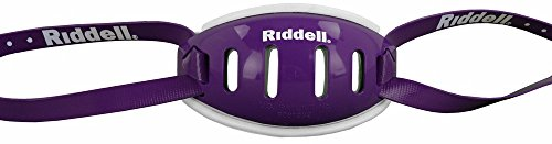 Riddell Mid/High Hook-Up Hard Cup Chin Strap - S