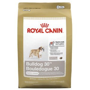 Royal Canin Bulldog Puppy 30 Dry Dog Food, 6-lb bag