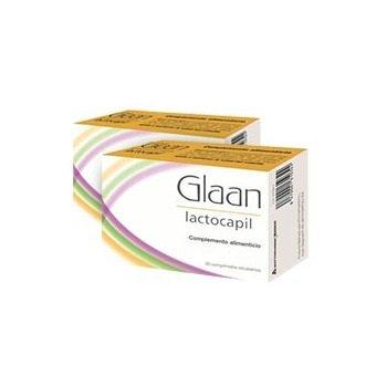 Glaan Lactocapil Pack 2X30 Comp: Amazon.es: Salud y cuidado ...