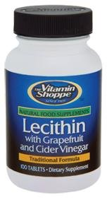 Vitamin Shoppe - Lécithine de