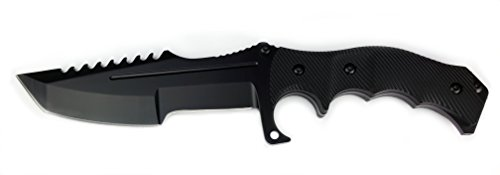 Bokhammer CS GO Cuchillo de caza, diseño de Night: Amazon.es ...