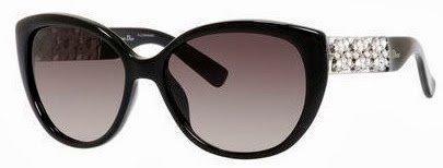 9a84980e7f70b Amazon.com  Dior AM3(XQ) Black-crystal DiorMYSTERE Sunglasses ...