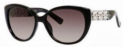 0e5fe12530d5 Amazon.com  Dior AM3(XQ) Black-crystal DiorMYSTERE Sunglasses ...