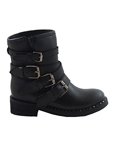 Ash Black berry Boots Studio Women's 6wq6Xgr