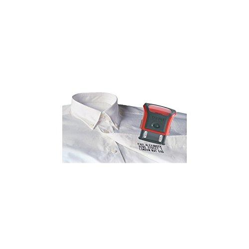 Trodat 51491161encreur de rechange 6/4911, Textile couleur, noir 51 491161