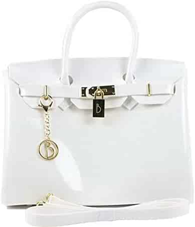 8a86b5fcf524 Huasen Evening Bag New Jelly Beach Bag PVC Material Ladies Large Capacity  Handbag Party Handbag (