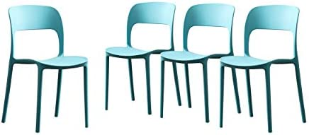 Molded Plastic Patio Furniture.Great Deal Furniture Dean Outdoor Plastic Chairs Set Of 4 Teal