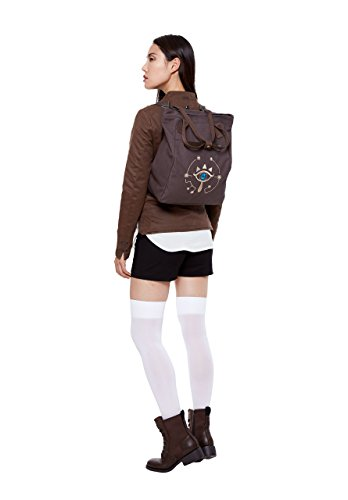 Backpack Water One Daypack Sheika Dark Zelda Bolso Repellent Musterbrand Grey X1zfTnw