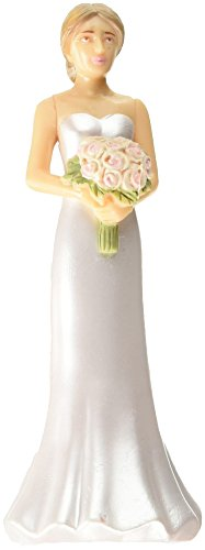 Amscan Blonde Bride Cake Topper | Wedding and Engagement Party, 3 - Blonde Groom