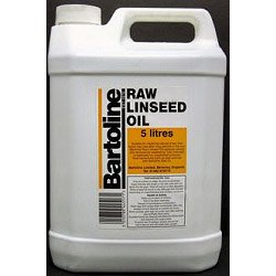 Bartoline Raw Linseed Oil 5L