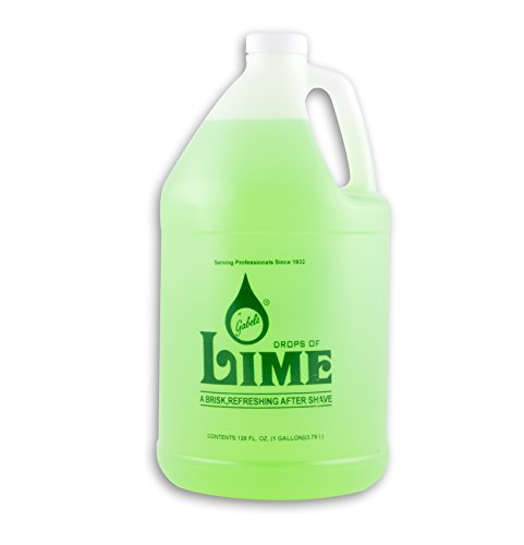Gabels Drops of Lime Aftershave (Gallon)