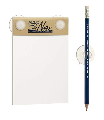 Aqua Notes Water Proof Note Pad