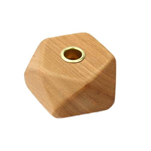 Camden Rose Cherry Wood Candle ()