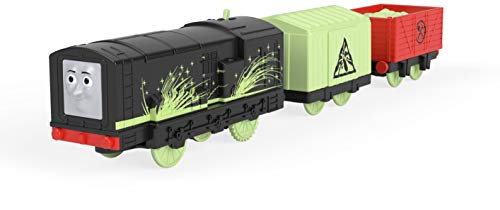 Fisher-Price Thomas and Friends Trackmaster Motorized Railway Glowing Diesel
