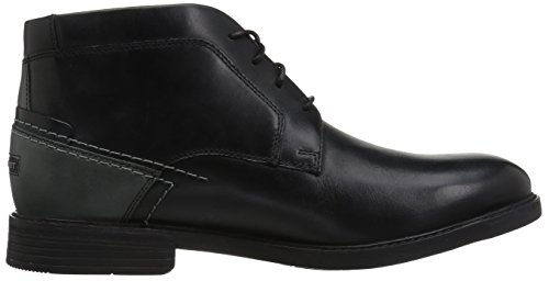 Rockport Collyns Boot Chukka Low Rockport Boot Black Mens Mens URwzFngg