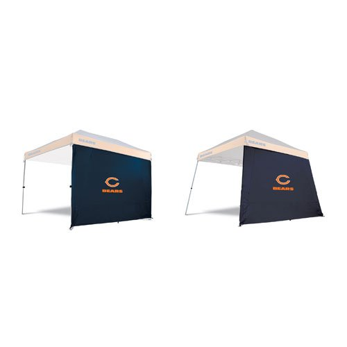 UPC 727001300976, NFL Side Wall for FIRST-UP Gazebo - Chicago Bears