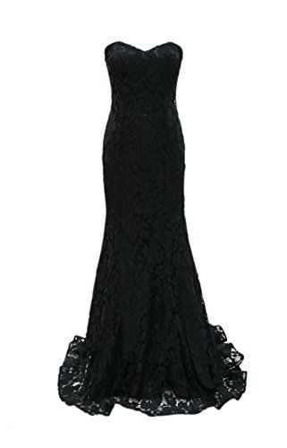 long black prom dress - 7