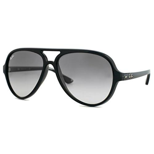 5000 59mm Ban Grey Ray Rb New 4125 Black Cats 60132 Sunglasses XPNnO80wkZ