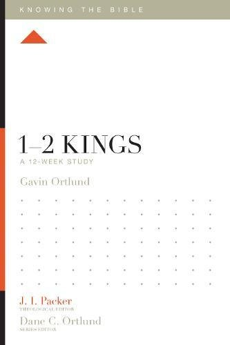 Read Online 1–2 Kings: A 12-Week Study (Knowing the Bible) pdf epub