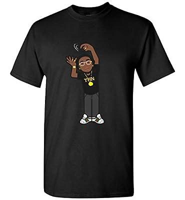 Takeoff Chibi - Migos T-Shirt