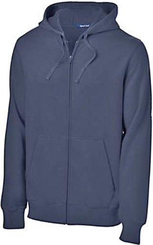 Sport-Tek Men's Big And Tall Durable Hooded Sweatshirt