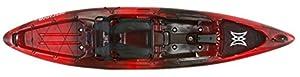 9. Perception Kayak Pescador Pro (Yellow & Red)